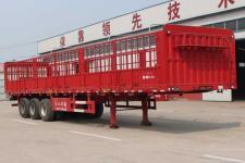 庄宇牌ZYC9400CCY型仓栅式运输半挂车图片