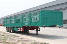 庄宇牌ZYC9401CCY型仓栅式运输半挂车图片
