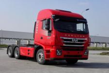 红岩牌CQ4256HXVG334HH型半挂牵引汽车图片