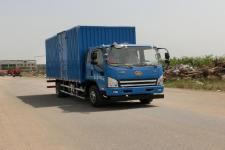 解放牌CA5081XXYP40K2L2E5A84-3型厢式运输车图片