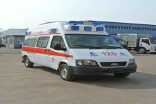 春田牌ZZT5031XJH-5型救护车
