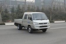 福田牌BJ1036V4AL4-AB型两用燃料载货汽车图片