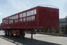 蒙驼凯力达一牌KLD9401CCY型仓栅式运输半挂车