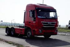 红岩牌CQ4256HXVG334型半挂牵引汽车图片