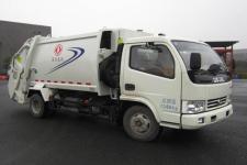 东风牌EQ5070ZYSS5型压缩式垃圾车