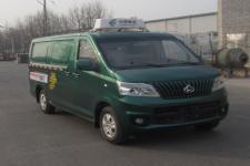 长安牌SC5033XYZKA5型邮政车