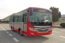 华新牌HM6735CFD5X型城市客车