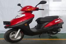 豪逸HY125T-134型两轮摩托车