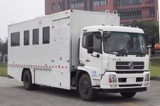 远达牌SCZ5160XJE型环境监测车