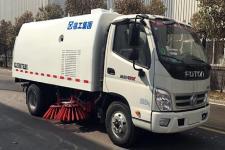 徐工牌XZJ5080TSLB5型扫路车图片