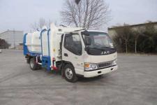 赛哥尔牌QTH5077ZZZ型自装卸式垃圾车