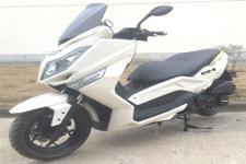 WY150T-8C型王野牌两轮摩托车图片