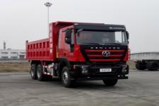 红岩牌CQ3256HTVG384S型自卸汽车图片