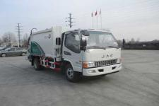 赛哥尔牌QTH5087ZYS型压缩式垃圾车
