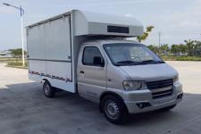 环球牌GZQ5020XSHBEV型纯电动售货车图片