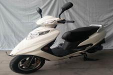 王野牌WY125T-82型两轮摩托车图片