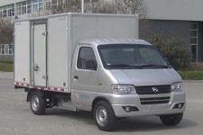 凯马牌KMC5033XXYEVA29D型纯电动厢式运输车