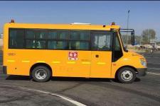 舒驰牌YTK6570X5型幼儿专用校车图片2