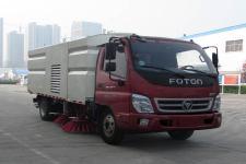 东岳牌ZTQ5080TXSBJH38E型洗扫车图片