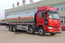 30吨国五前四后八油罐车