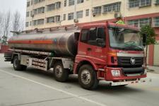 程力威牌CLW5250GYYLB5型铝合金运油车图片