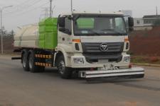 福田牌BJ5252GQXE5-H1型清洗车图片