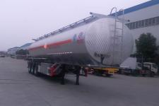 程力威牌CLW9406GYYLV型铝合金运油半挂车图片