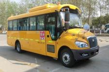 8米宇通ZK6809DX53幼儿专用校车