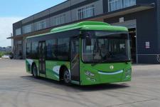 紫象牌HQK6828BEVB型纯电动城市客车