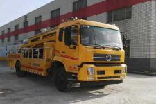 龙鹰牌FLG5160TGP29E型垂直供排水抢险车