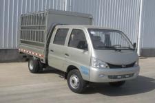 北京牌BJ5036CCYW50JS型仓栅式运输车