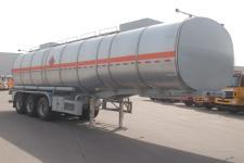 骏通牌JF9405GRYB型易燃液体罐式运输半挂车图片