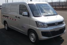 解放牌CA5021XXYEVH1型纯电动厢式运输车