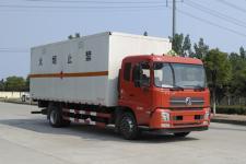东风牌DFC5160TQPBX1VX型气瓶运输车