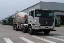瑞江牌WL5310GJBQCC39型混凝土搅拌运输车