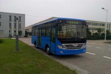 华新牌HM6780CFD5X型城市客车