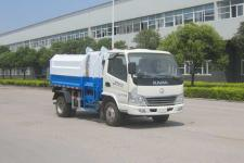 凯马牌KMC5041ZZZA28D5型自装卸式垃圾车