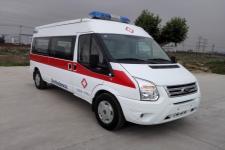 石煤牌SMJ5041XJH5型救护车
