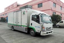 宝裕牌ZBJ5080XXYBEV型纯电动厢式运输车图片