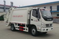 鲁峰牌ST5080ZYSK型压缩式垃圾车