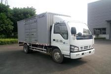 庆铃牌QL5040XXYA5HAJ型厢式运输车图片