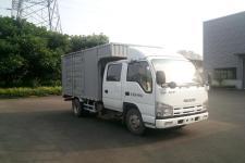 庆铃牌QL5040XXYA6HWJ型厢式运输车图片