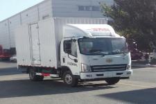 解放牌CA5100XXYP40K2L1E5A84型厢式运输车图片