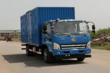 解放牌CA5120XXYP40K2L5E5A85型厢式运输车图片