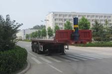 宏昌天马牌HCL9402ZZXP型平板自卸半挂车
