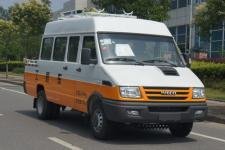 中意牌SZY5045XGCN5型工程车图片