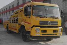 龙鹰牌FLG5161TGP31E型垂直供排水抢险车