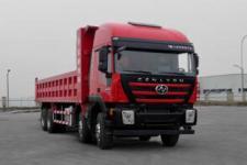 红岩牌CQ3316HMVG366L型自卸汽车图片