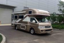佰斯威牌WK5032XLJZA5型旅居车