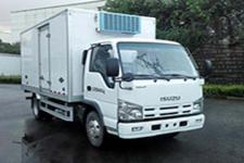 五十鈴牌QL5040XLCA6HA型冷藏車